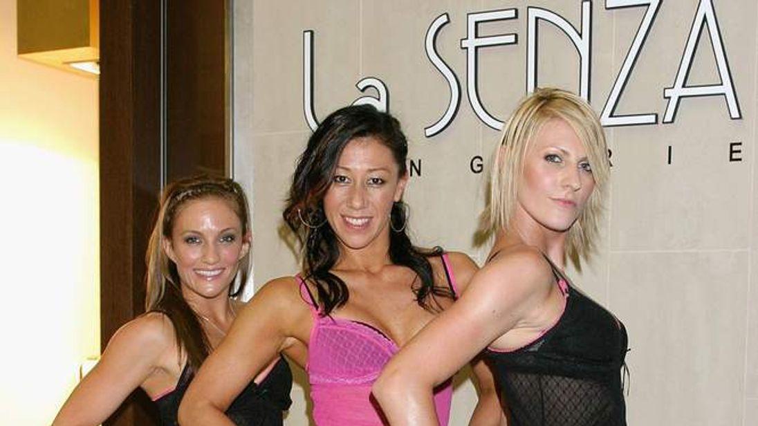 La Senza Ultimate Lingerie Launch
