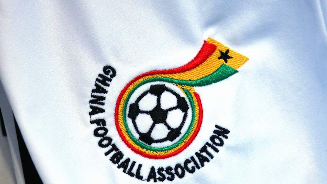 Picture showing the logo of the Ghana fo