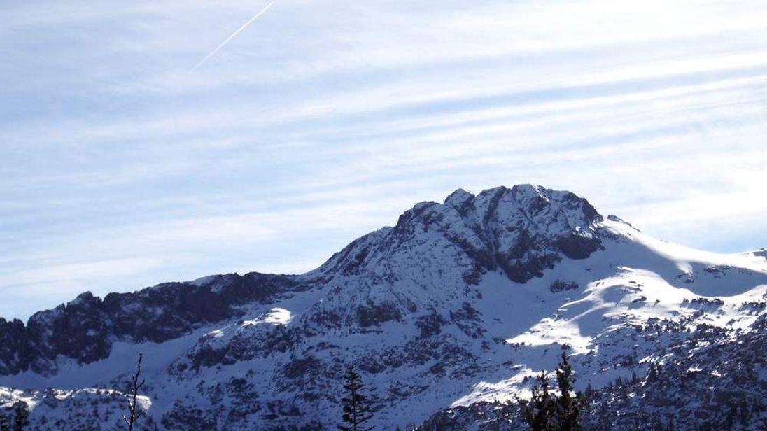 Carson Pass Sierra Nevada