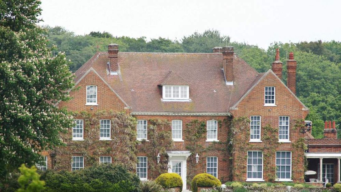 Dorneywood in Buckinghamshire used by senior government ministers