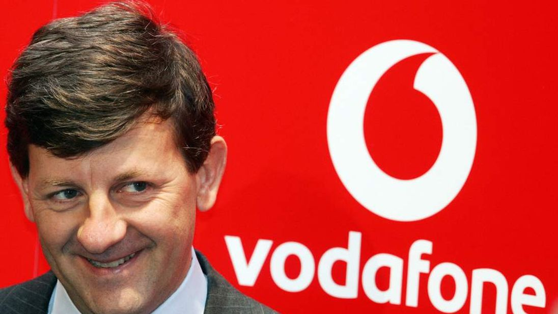 Vittorio Colao, chief executive of Vodafone