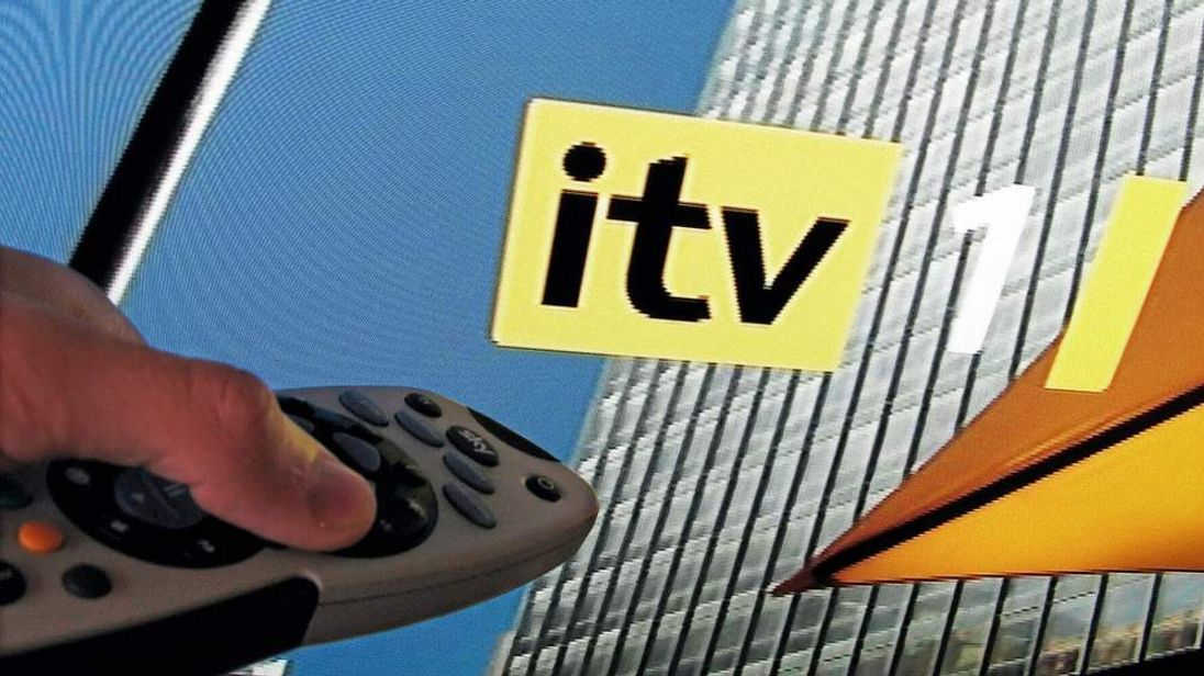 A Sky subscriber accesses an ITV channel