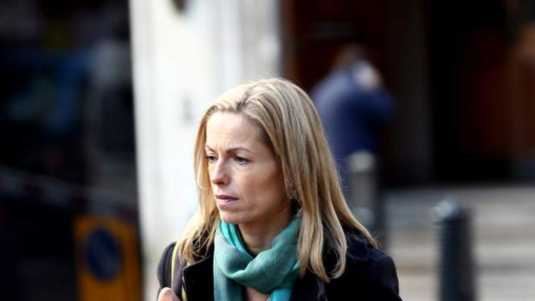 Leveson Inquiry Kate McCann