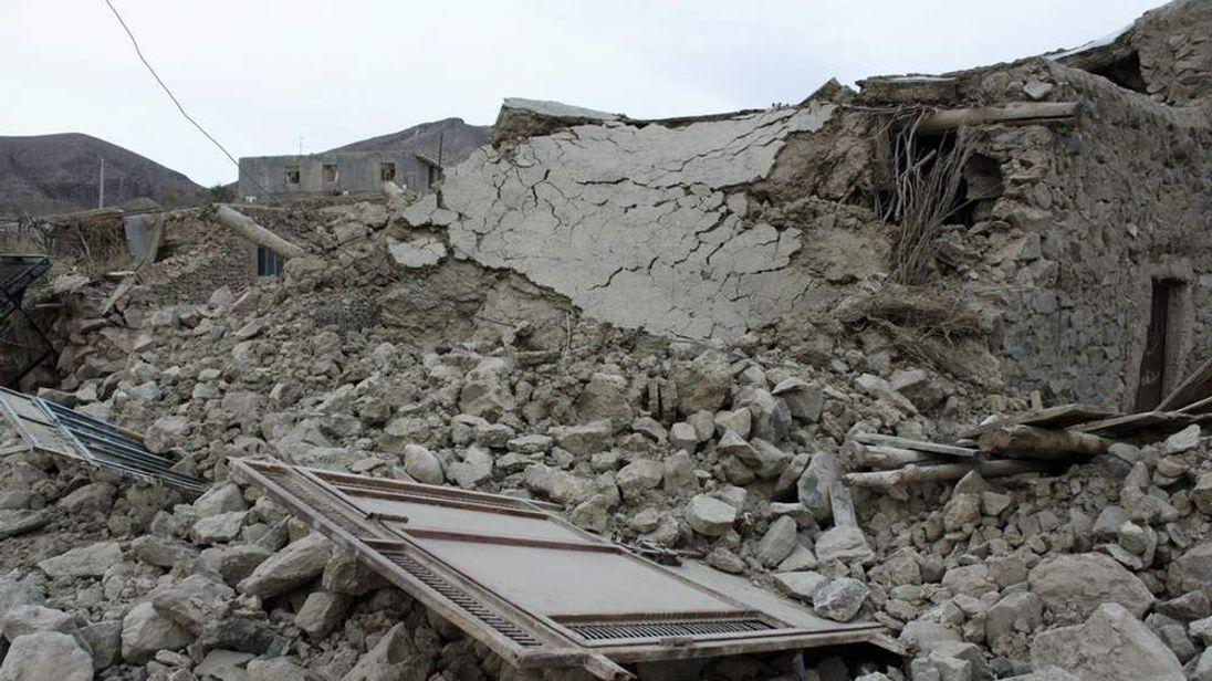 IRAN Earthquake 1