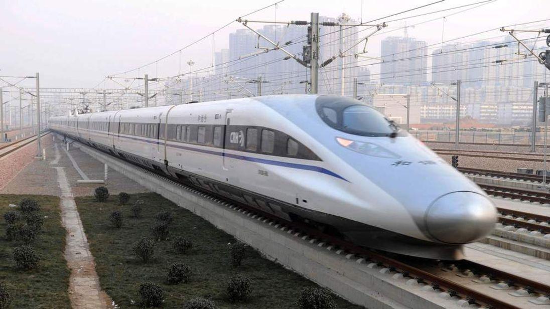 CHINA Train 1