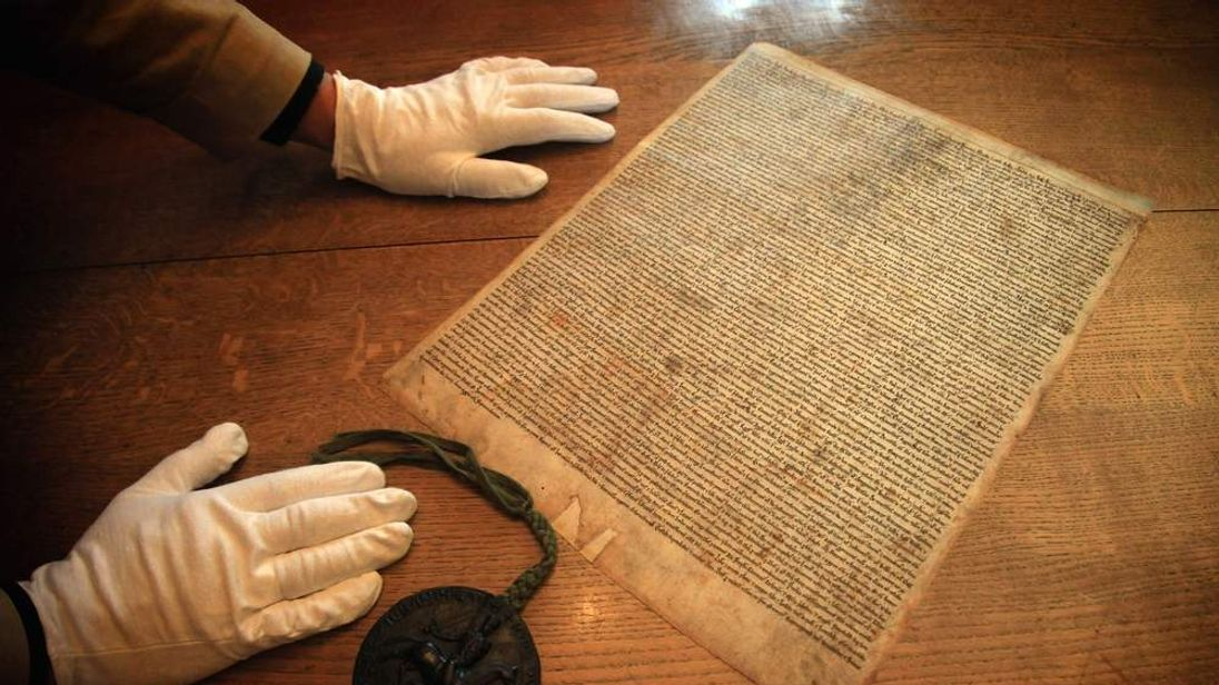 Salisbury Cathedral's Magna Carta Granted World Heritage Status