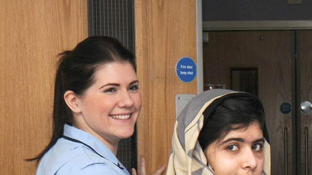 Malala Yousufzai surgery