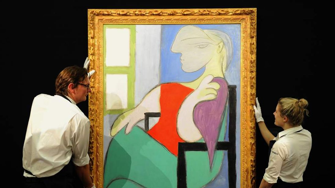 Picasso Painting Sold For £28.5m