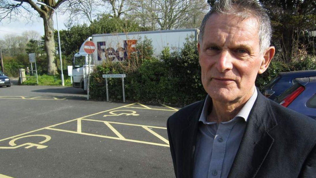 Councillor quits