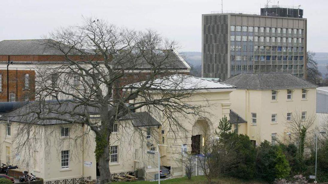 HMP Winchester Prison
