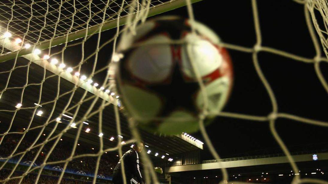 Liverpool v Debrecen VSC - UEFA Champions League