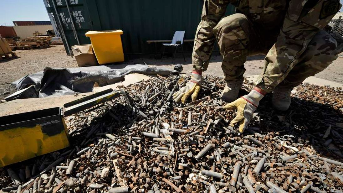 Afghanistan exit preparations