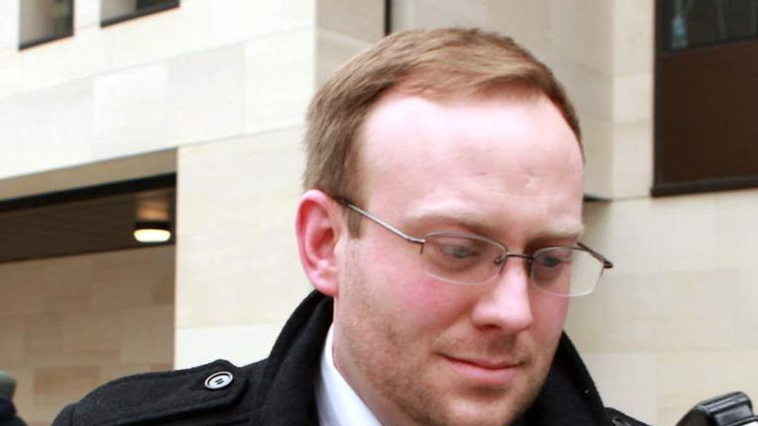 James Bowes admitted selling information to The Sun