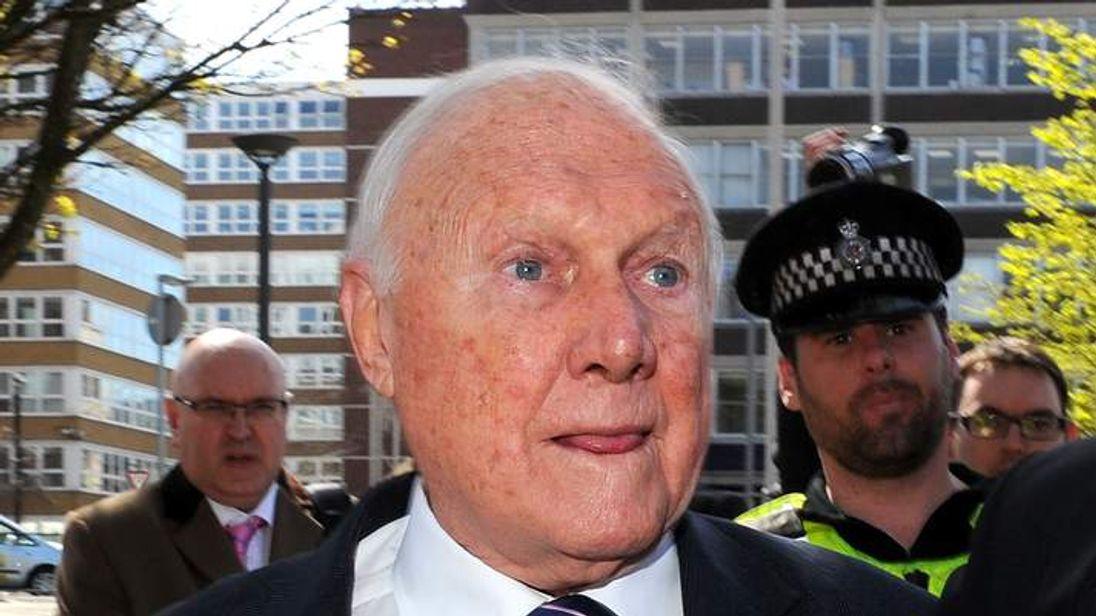 Stuart Hall court case