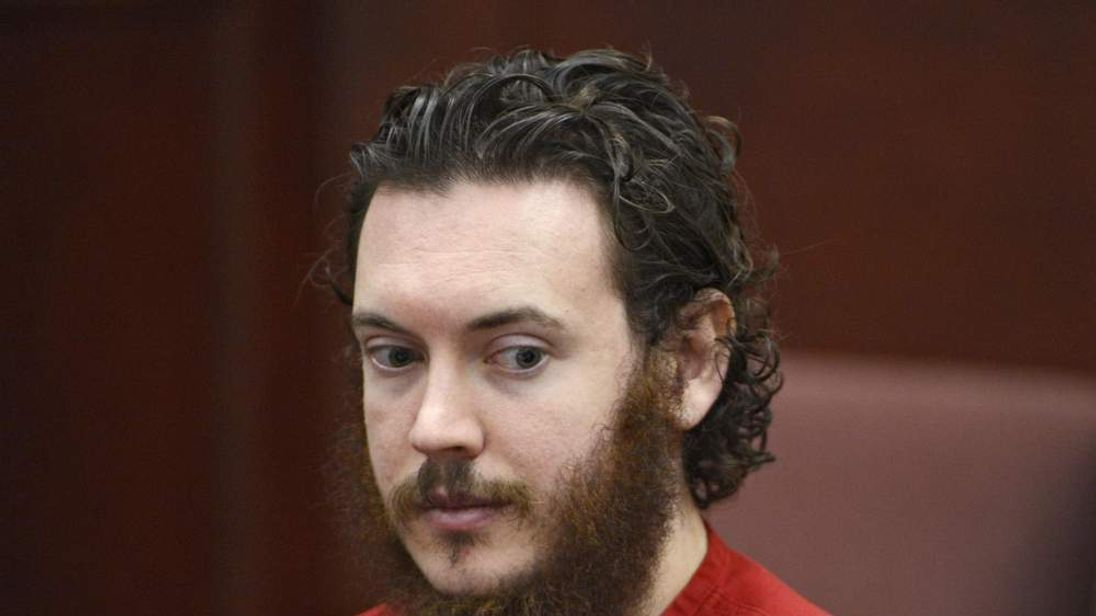 James Holmes appears in court on June 4, 2013