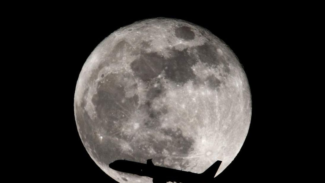 The Biggest Full Moon Of The Year