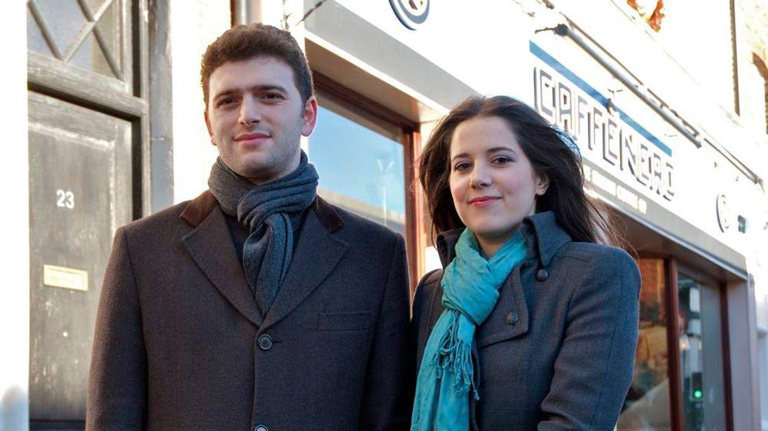 Scientology marriage bid Lousia Hodkin