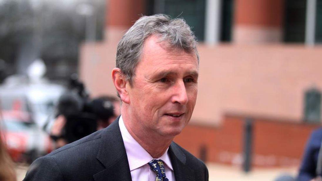 Nigel Evans at his trial