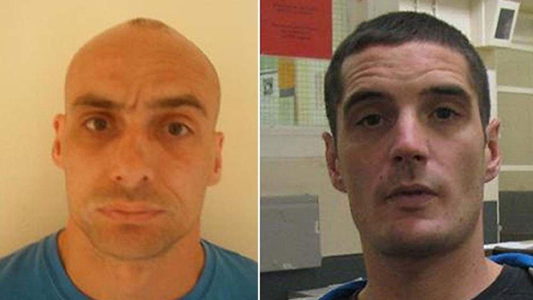 Escaped Prisoner John Arnold