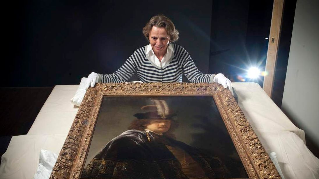 Rembrandt Self-Portrait Finally Verified