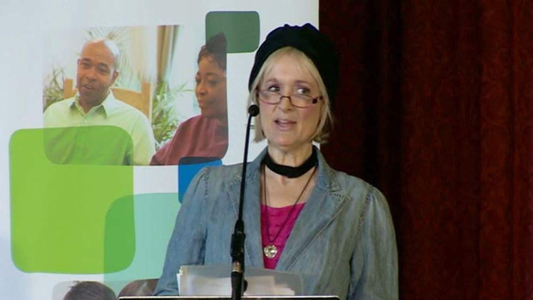 Caroline Aherne cancer battle