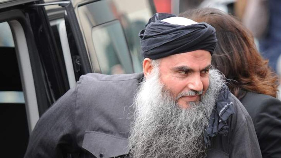 Qatada family court case