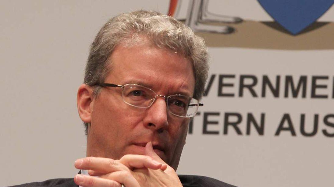 Former Rio Tinto CEO Tom Albanese