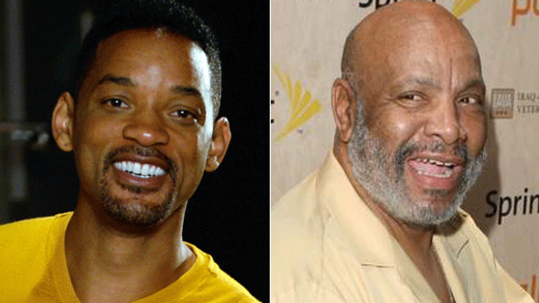 Will Smith, James Avery