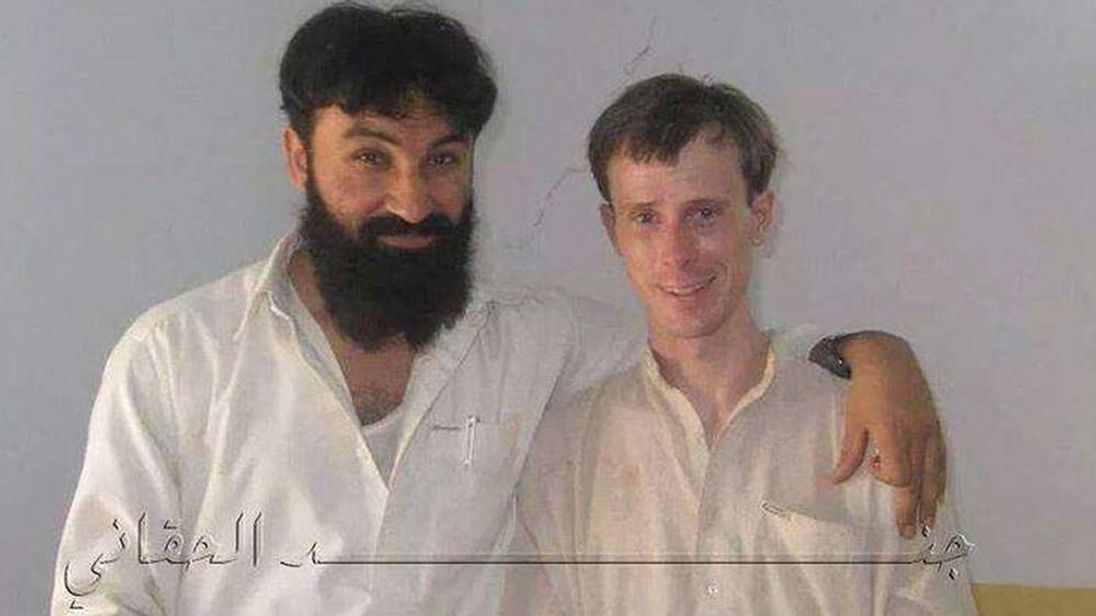 100714 $$ Photo Shows 'Bergdahl And Militant Smiling'