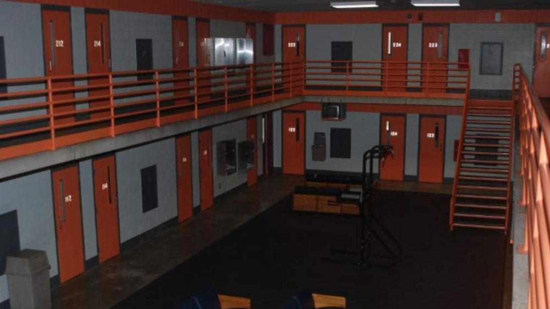 Berks County Prison, Reading, Pennsylvania. Pic: Berks Count Prison website