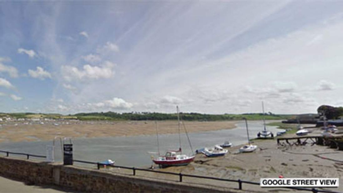 The estuary near Bideford