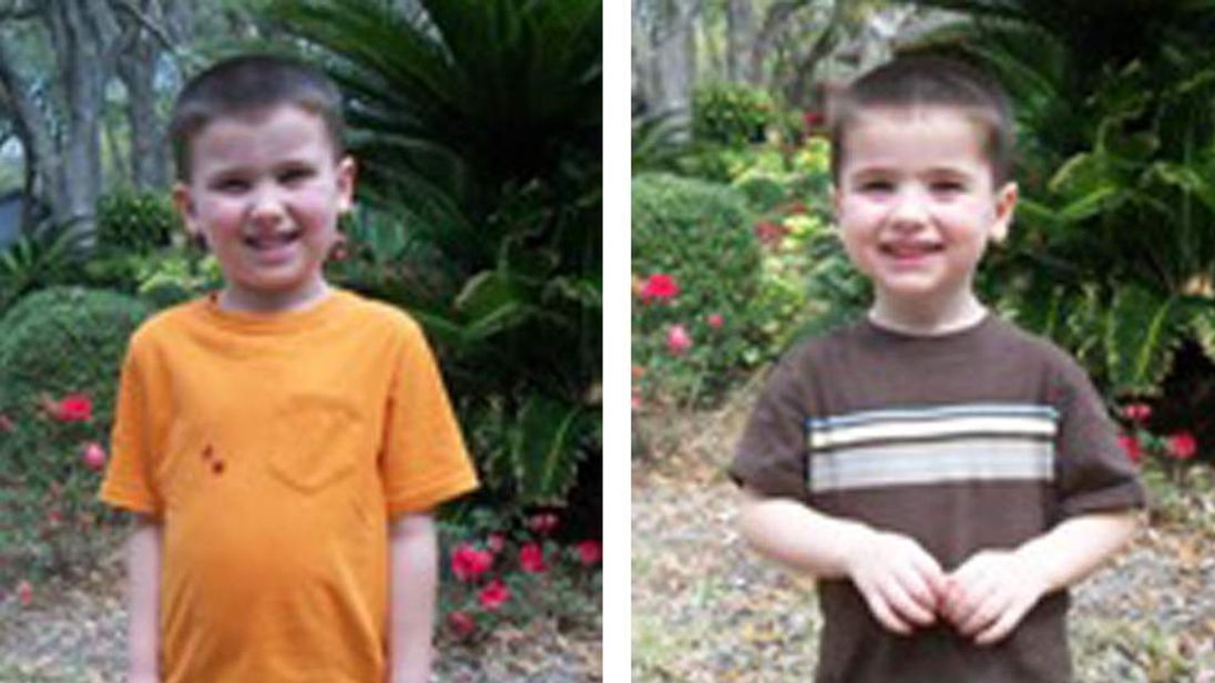 Search for kidnapped boys in Florida (Hillsborough County Sheriff's Office)