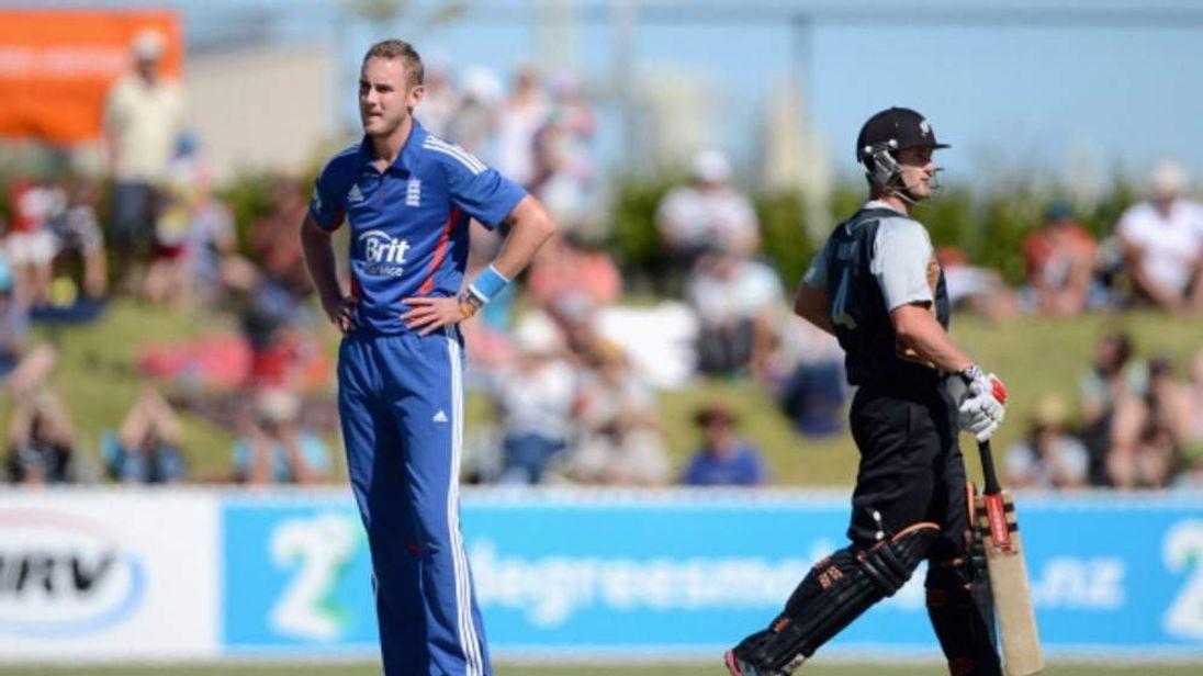 New Zealand XI v England T20 Practice Match