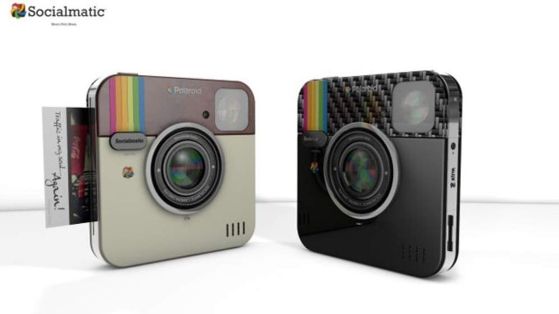 Socialmatic Polaroid Camera