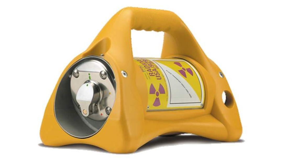 Radioactive canister of Iridium stolen