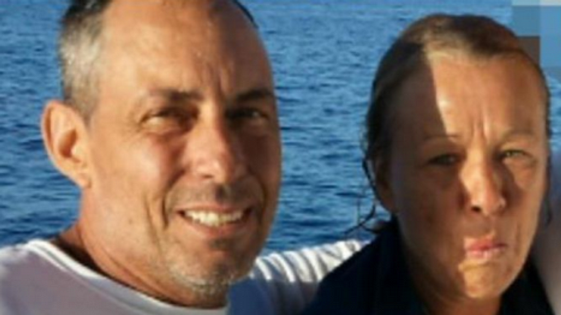 Sean McGovern, 50, and Mellisa Morris, 52