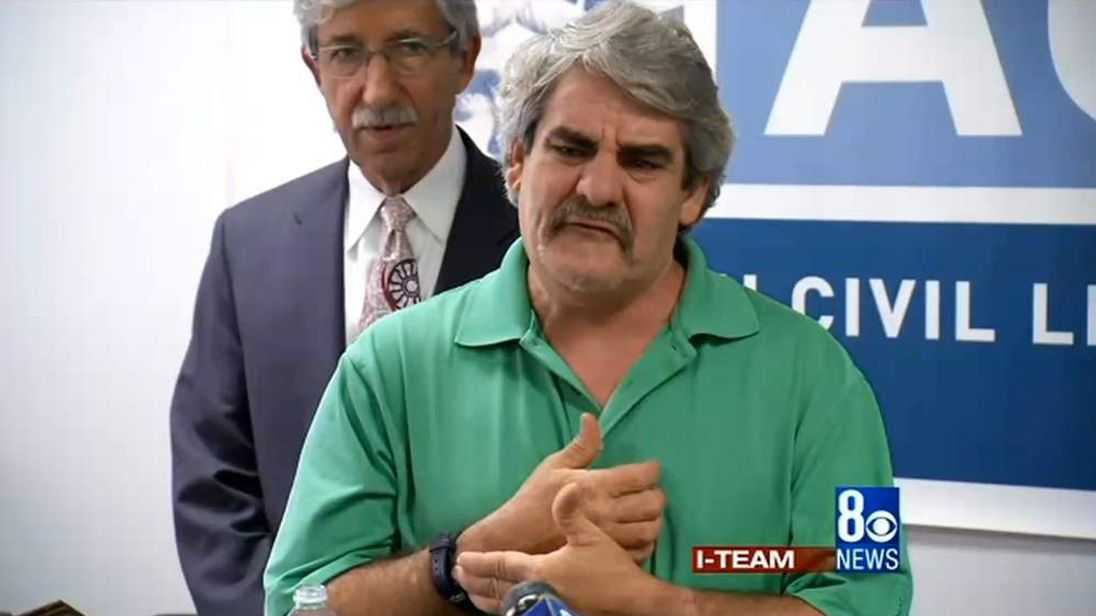 James Flavy Coy Brown. Photo credit: 8NewsNow