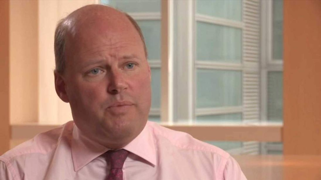 Stephen Hester announces he is to step down as RBS Group chief executive.
