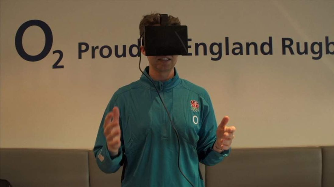 Could virtual reality headsets transform the way athletes train?
