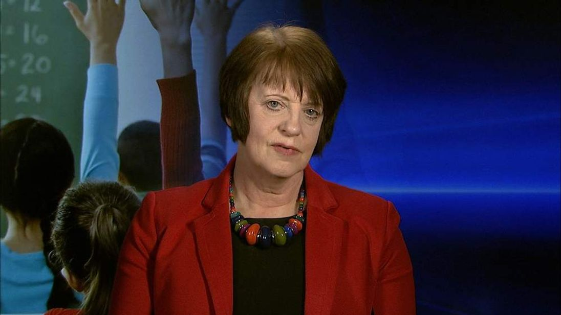 Dr Maggie Atkinson