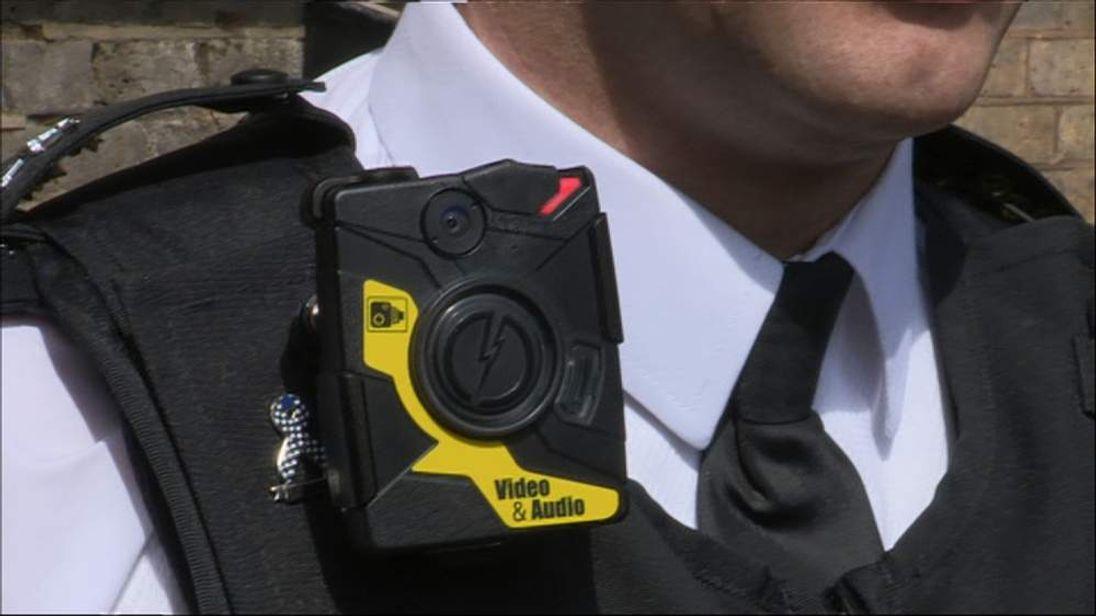 Metropolitan Police Trial Video Cameras