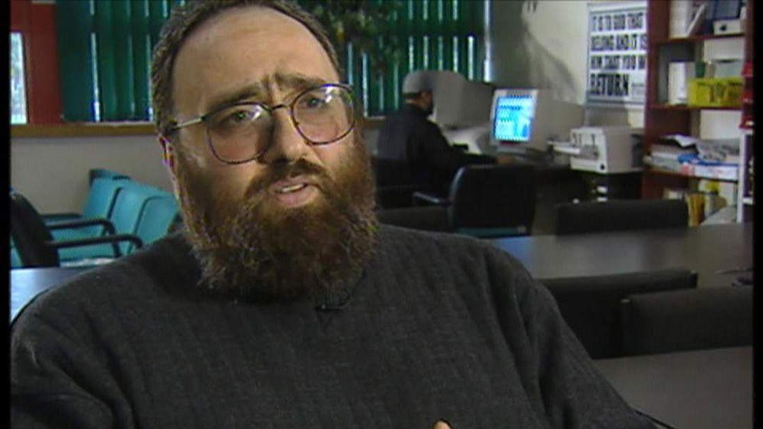 Omar Bakri Mohammad in 2005.
