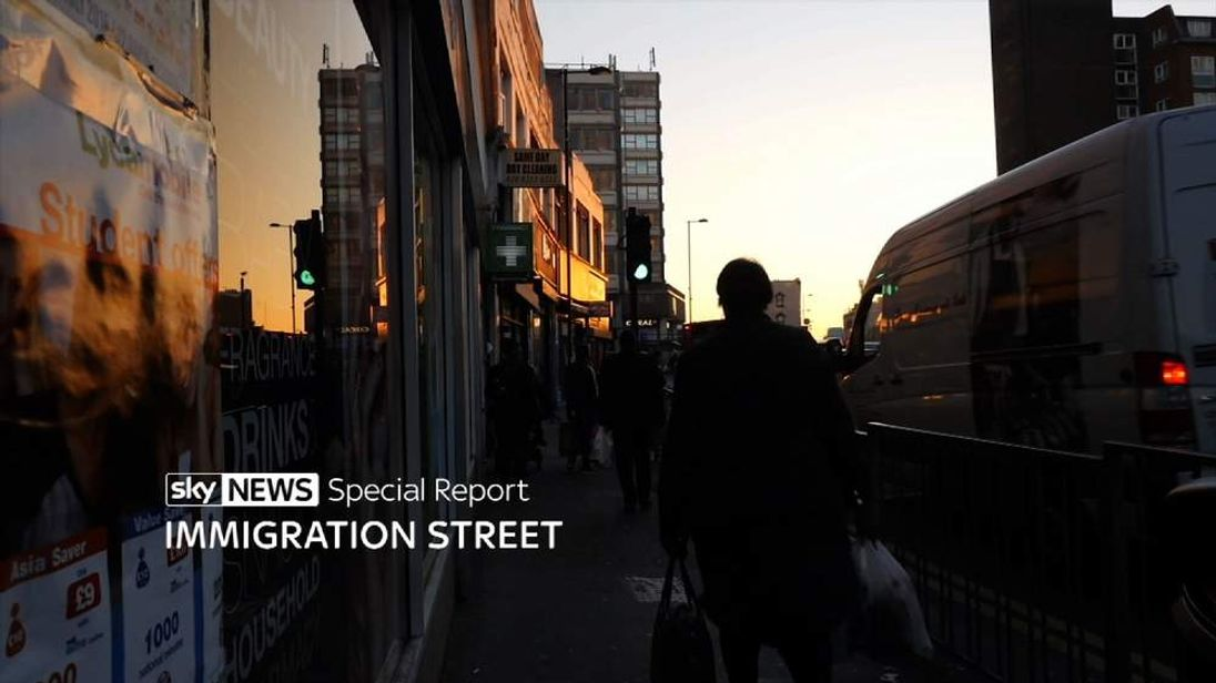 IMMIGRATION STREET SPECIAL REPORT