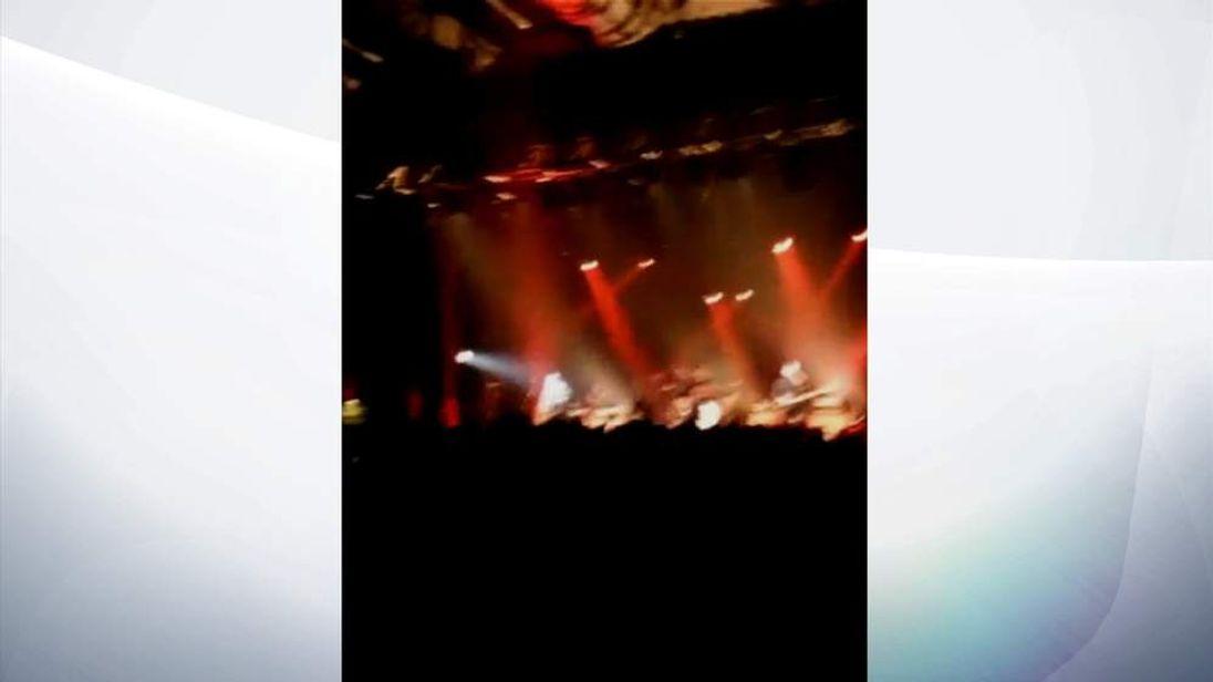 Performance At Bataclan Concert Hall Before Paris Terror Attacks