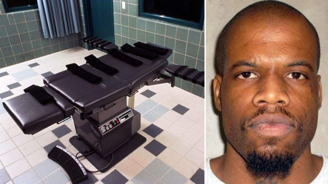 Clayton Lockett was given a lethal cocktail of drugs in an execution in Oklahoma
