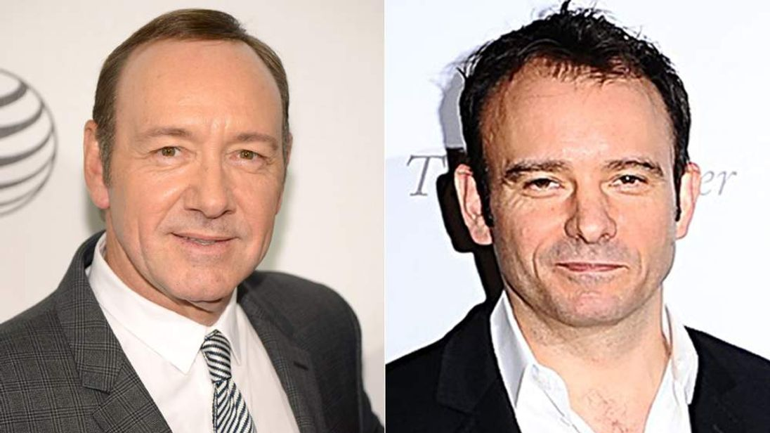 Kevin Spacey and Matthew Warchus