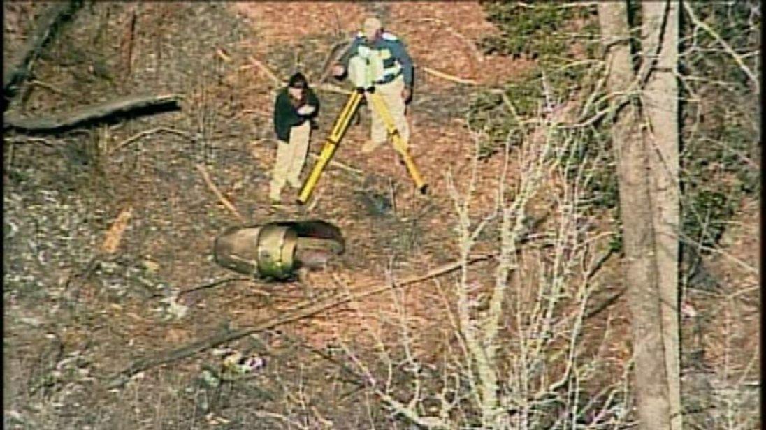 Georgia plane crash kills seven (WAGA-TV)