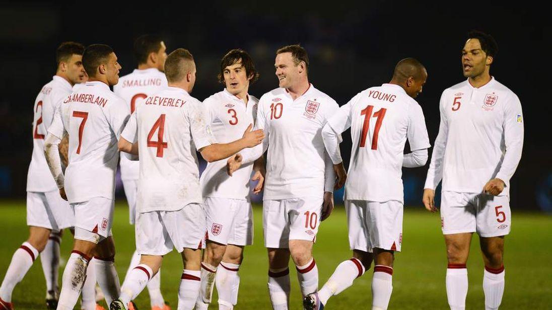San Marino v England - FIFA 2014 World Cup Qualifier