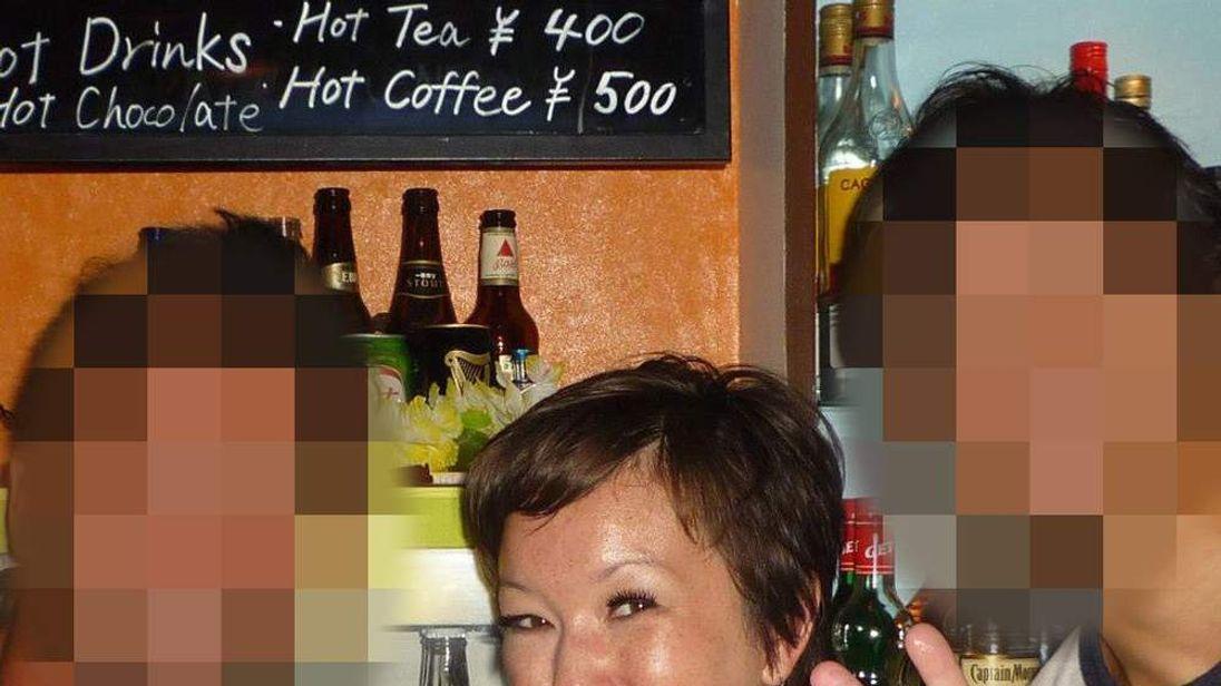 Charlotte Mei Ling Lee. Photo taken from Facebook profile.