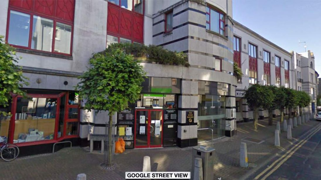 Galway's Hynes Building